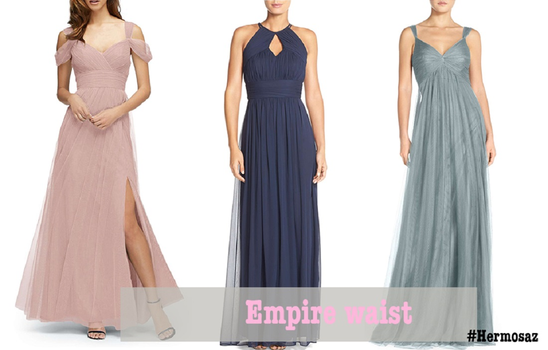 Empire waist dresses | Hermosaz