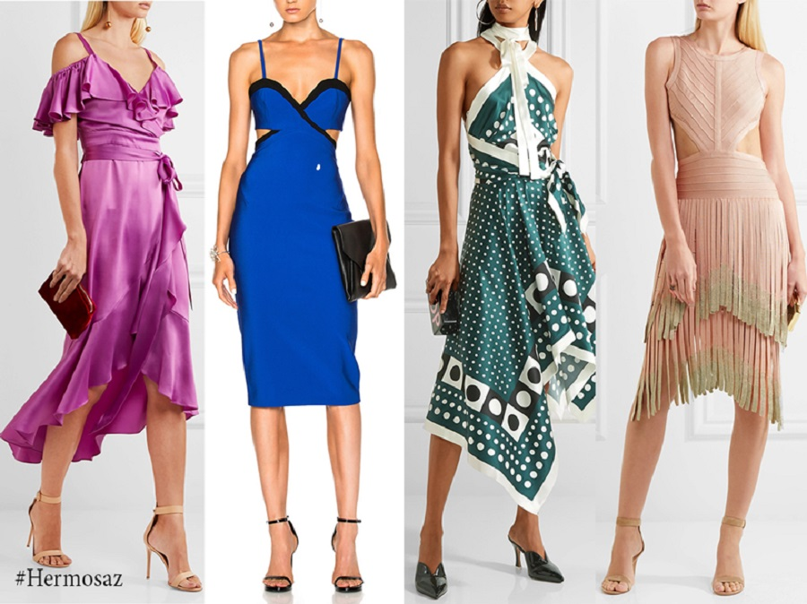 Dress Styles For The Summer | Hermosaz