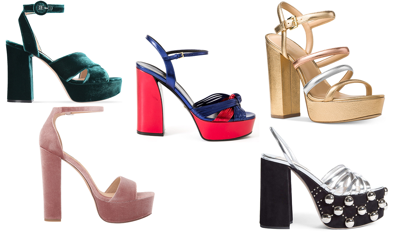 f4116fd1add Illustrated Guide to the Hottest Shoe Trends for Every Style