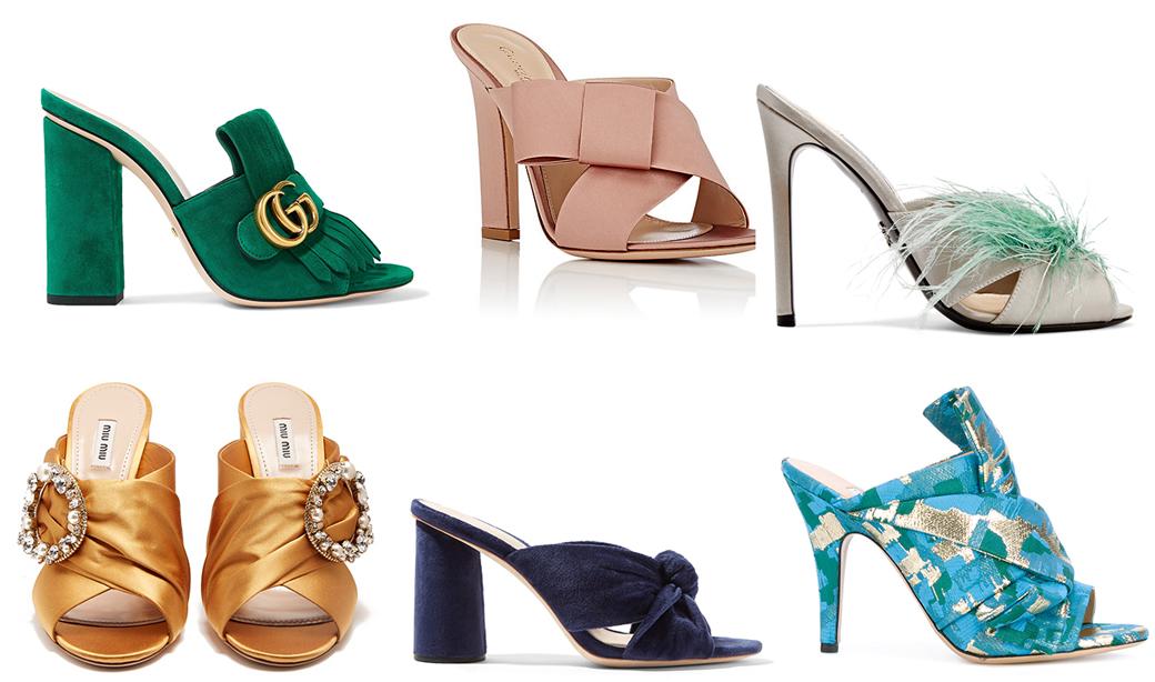 Mules shoes   Hermosaz