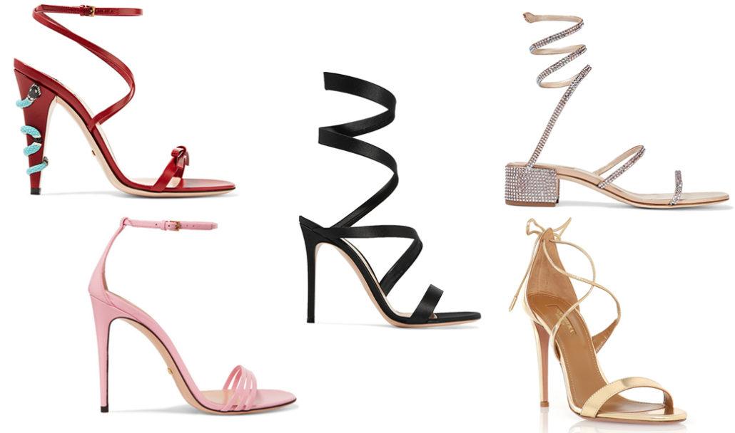 Strappy Sandals   Hermosaz