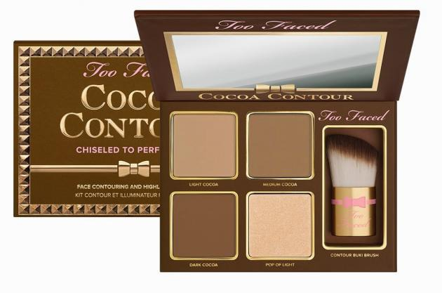 Too Faced Cocoa Contour Chiseled to Perfection | Hermosaz