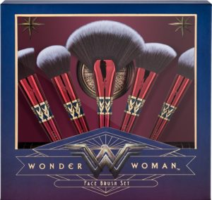 Wonder Woman Face Brush Set | Hermosaz