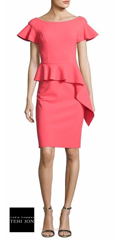 Fantastic Deals on Neiman Marcus Cocktail Dresses | Hermosaz