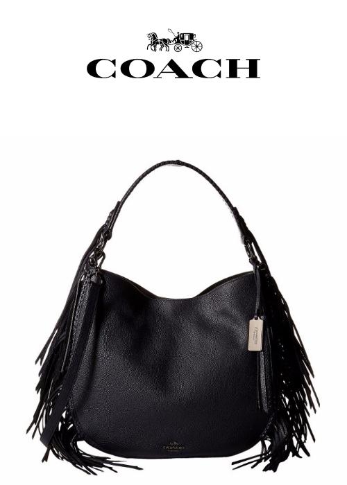 COACH Fringe Coach Nomad Hobo | Hermosaz