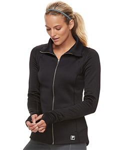 FILA SPORT® Saltare Fleece Jacket | Hermosaz