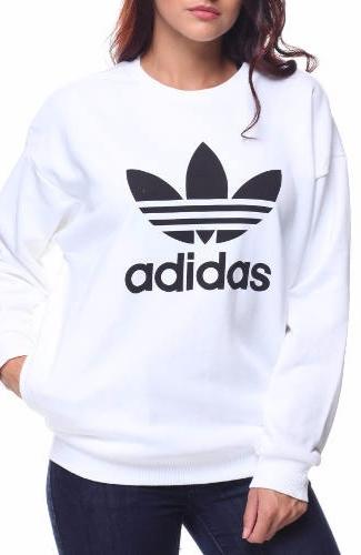 ADIDAS Trefoil Sweatshirt | Hermosaz