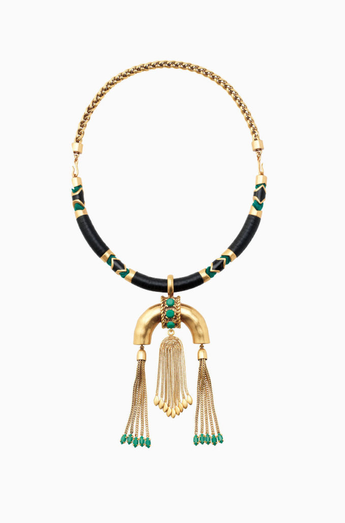 ODEON Pendant Necklace | Hermosaz
