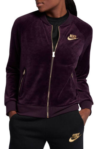 NIKE Velour Jacket | Hermosaz