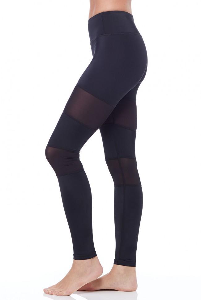 FLEXI LEXI Peek-a-boo Flexi Yoga Pants | Hermosaz