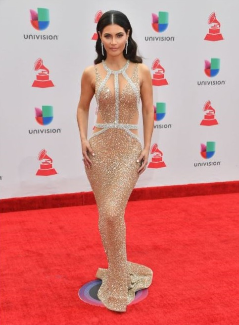 Latin Grammy's 2017 Best Dressed | Hermosaz