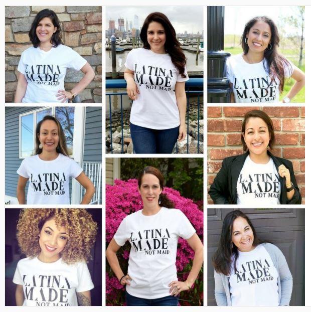 Latina Made Not Maid T-Shirt | Hermosaz