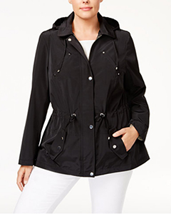 Charter Club Plus Size Utility Jacket | Hermosaz