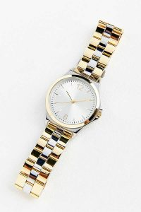 Classic Metal Link Watch | Hermosaz