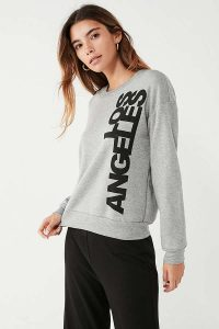 Project Social T Pullover City Sweatshirt | Hermosaz