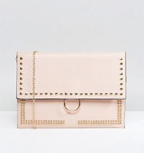 Yoki Studded Clutch Bag | Hermosaz