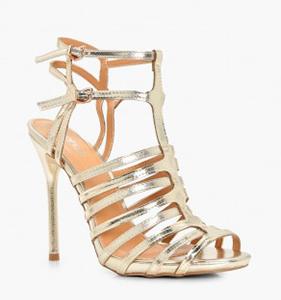 Charlotte Strappy Heel | Hermosaz