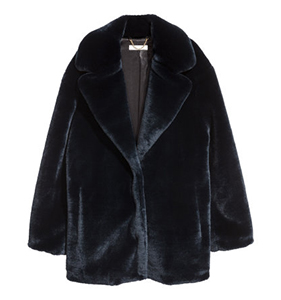 Faux Fur Jacket | Hermosaz