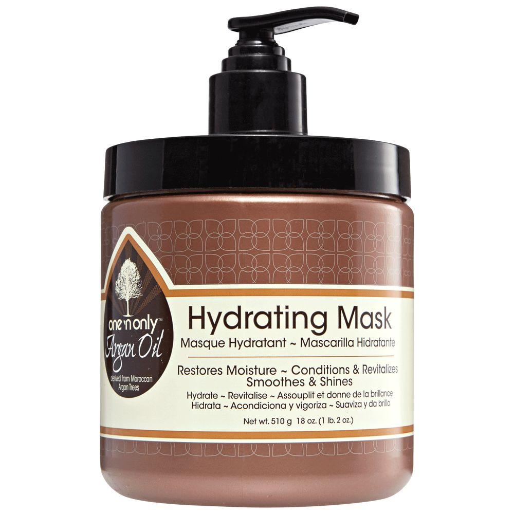 Argan Oil Hydrating Mask 18 oz. | Hermosaz