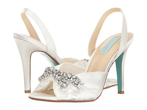 Betsey Johnson Briel Bridal Shoes | Hermosaz