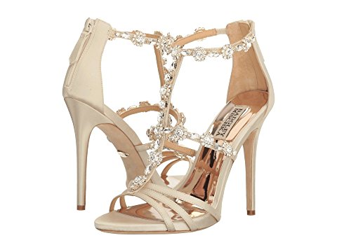 Badgley Mischka Thelma Bridal Shoes | Hermosaz