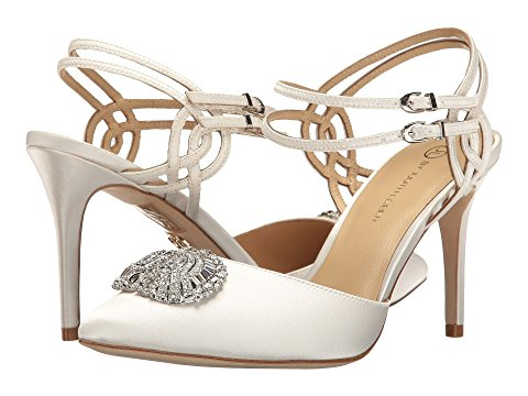 JL by Judith Leiber Chelsea Bridal Shoes | Hermosaz