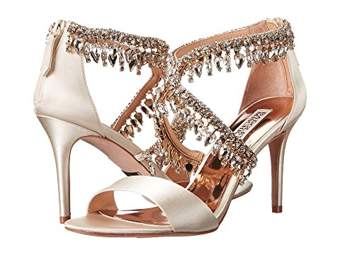 Badgley Mischka Grammy Bridal Shoes | Hermosaz