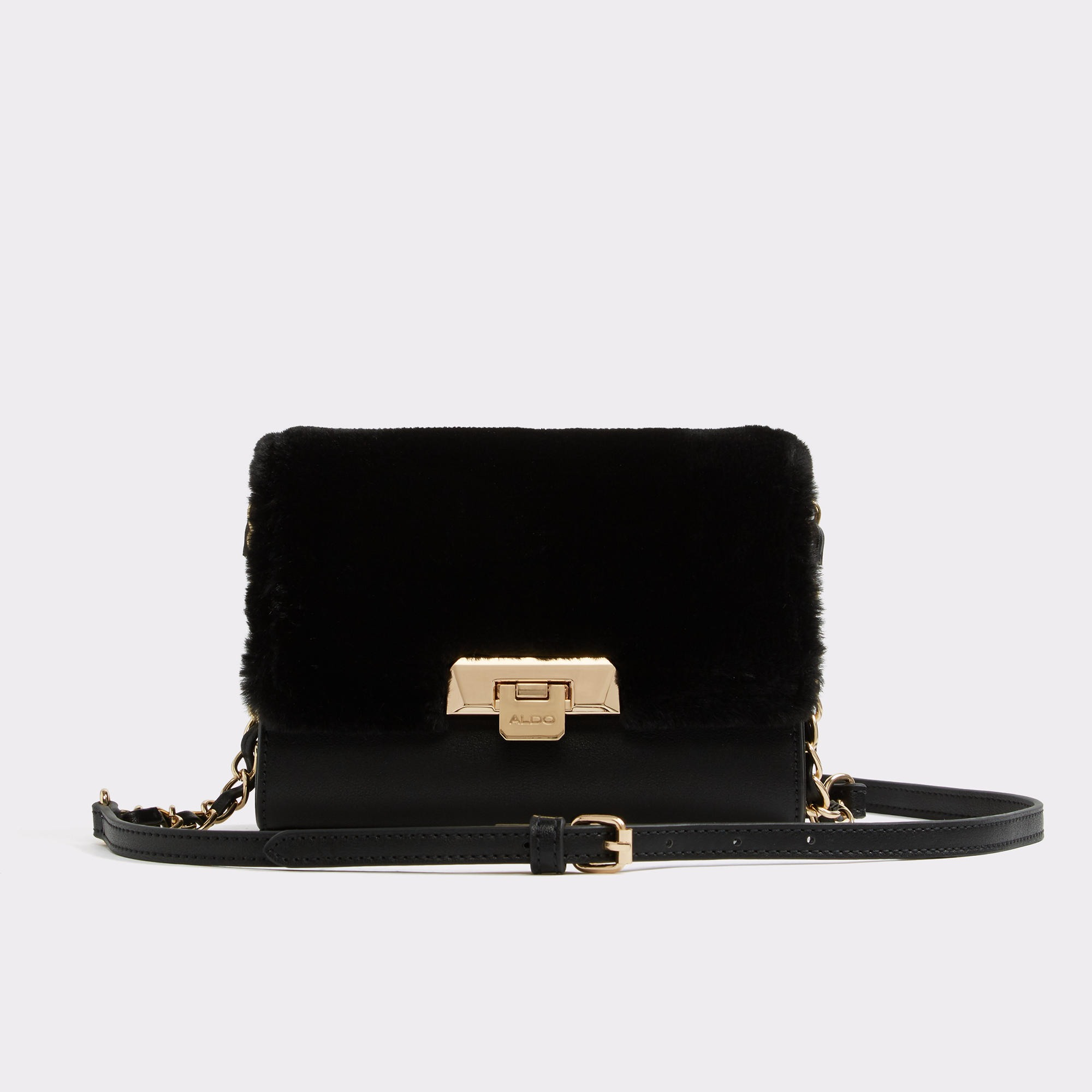 Safari Midnight Black Women's Handbags | Hermosaz