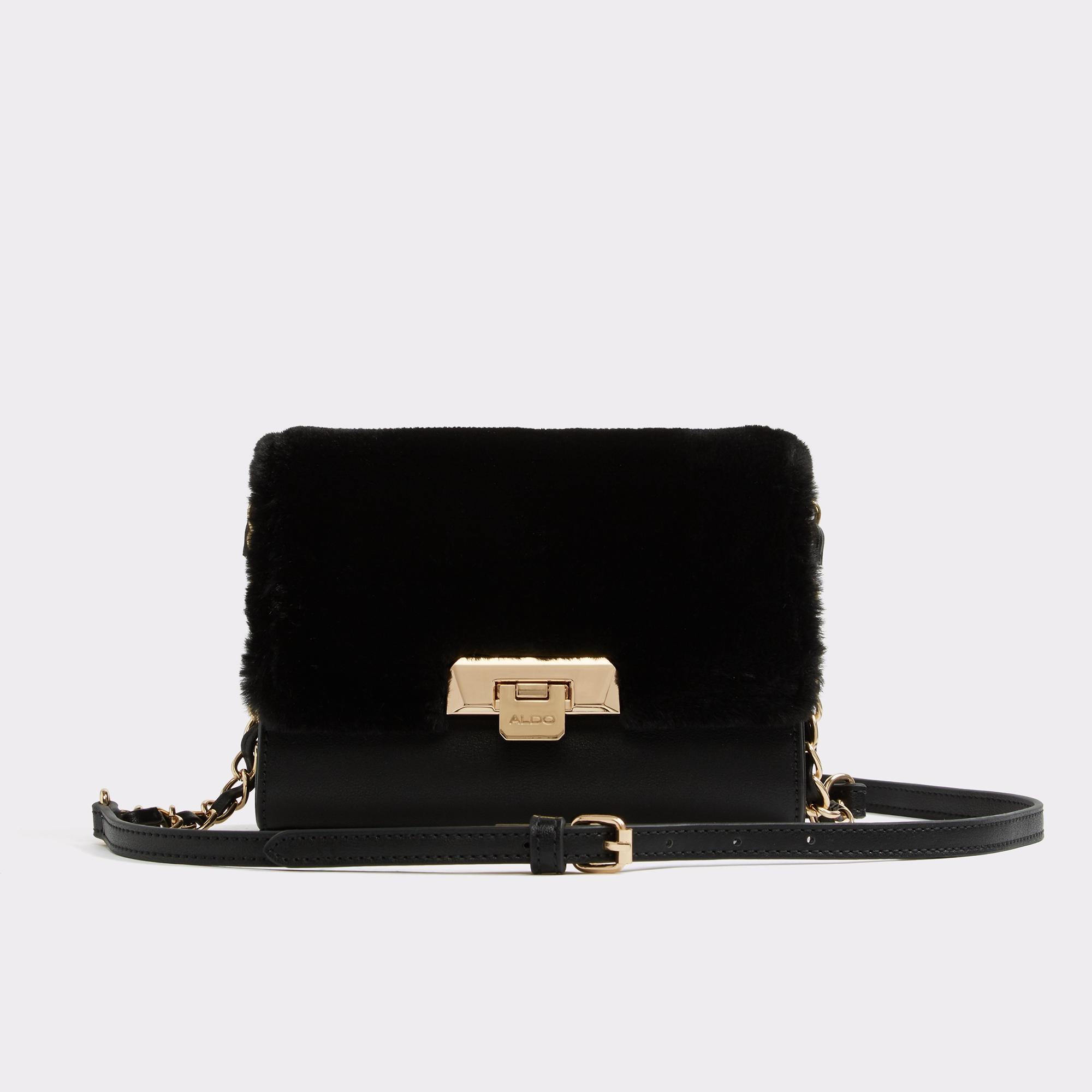 Safari Midnight Black Women's Handbags | Hermosaz