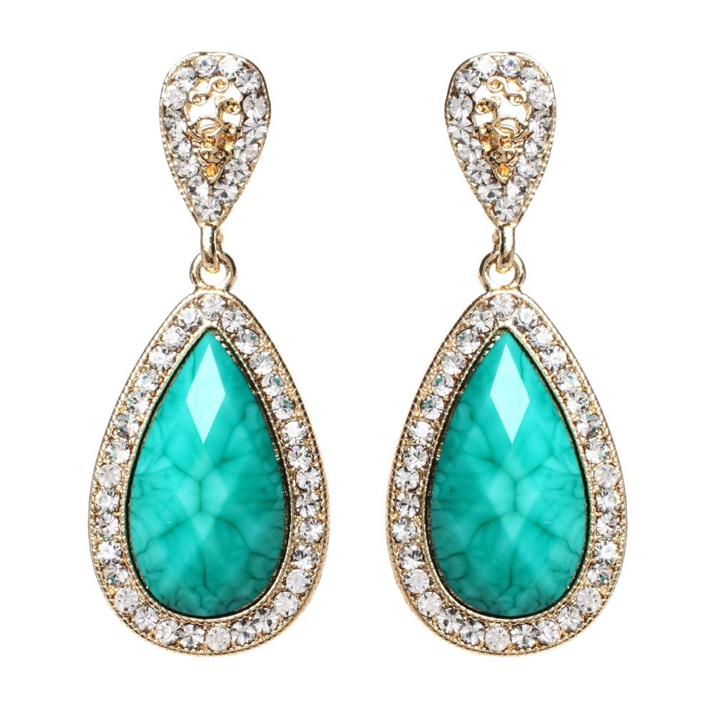 Emma Drop Earrings | Hermosaz