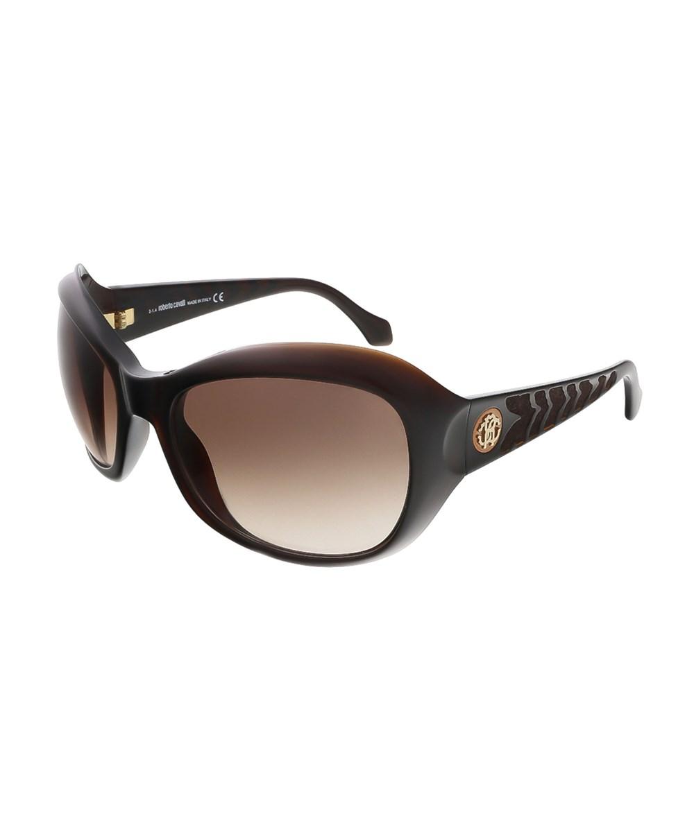 ROBERTO CAVALLI Rc794s/S 50f Brown Butterfly Sunglasses | Hermosaz