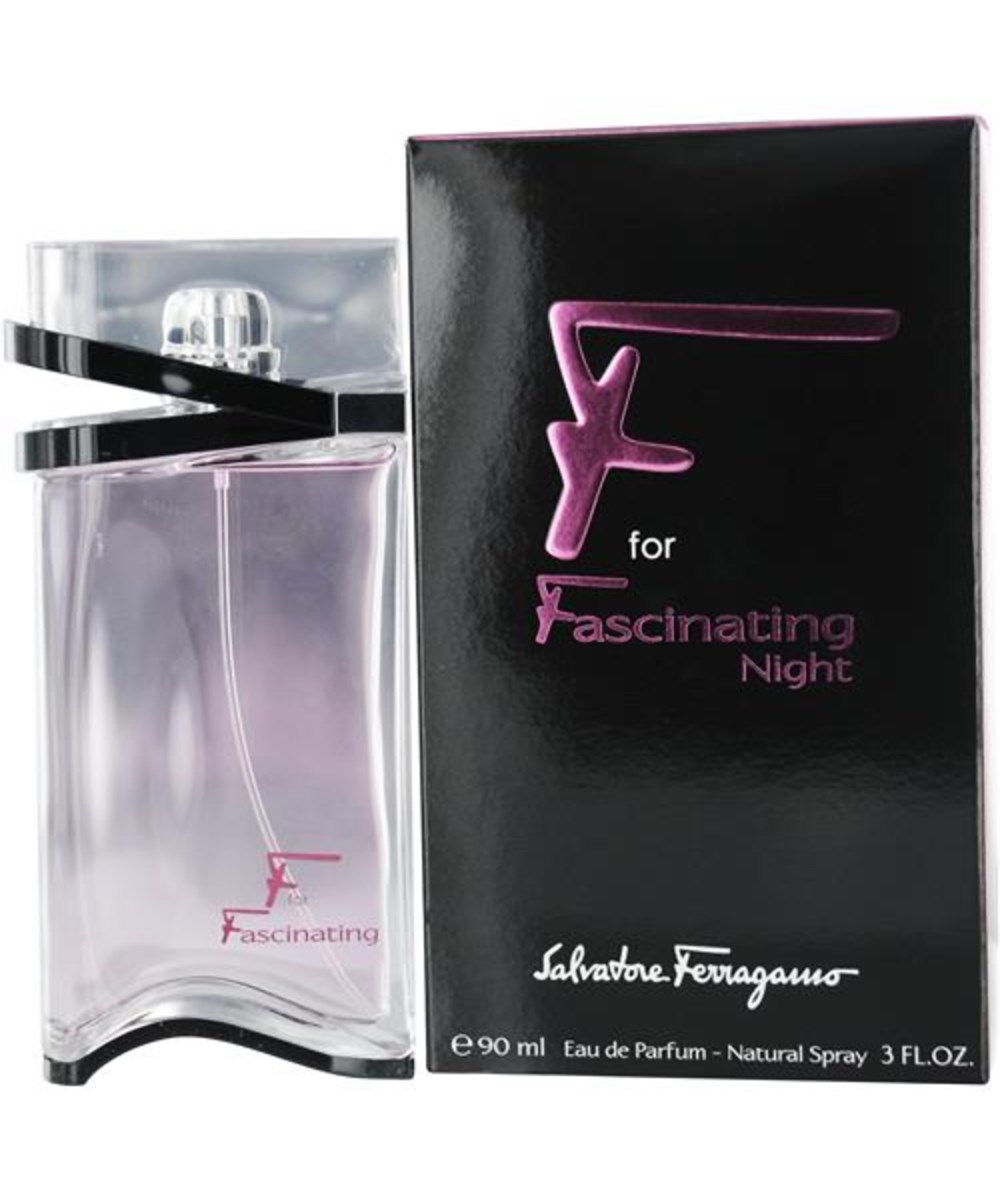 F For Fascinating Night By Salvatore Ferragamo For Women | Hermosaz
