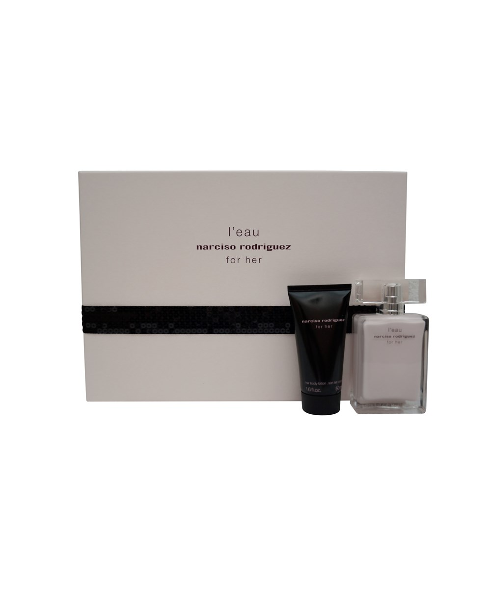 Narciso Rodriguez Gift Set Narciso Rodriguez L'eau For Her, 1.6 Oz. | Hermosaz