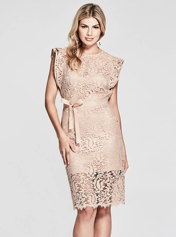 Maya Lace Dress | Hermosaz