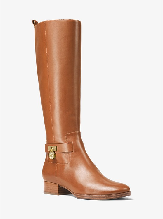 Michael Michael Kors Ryan Leather Boot | Hermosaz