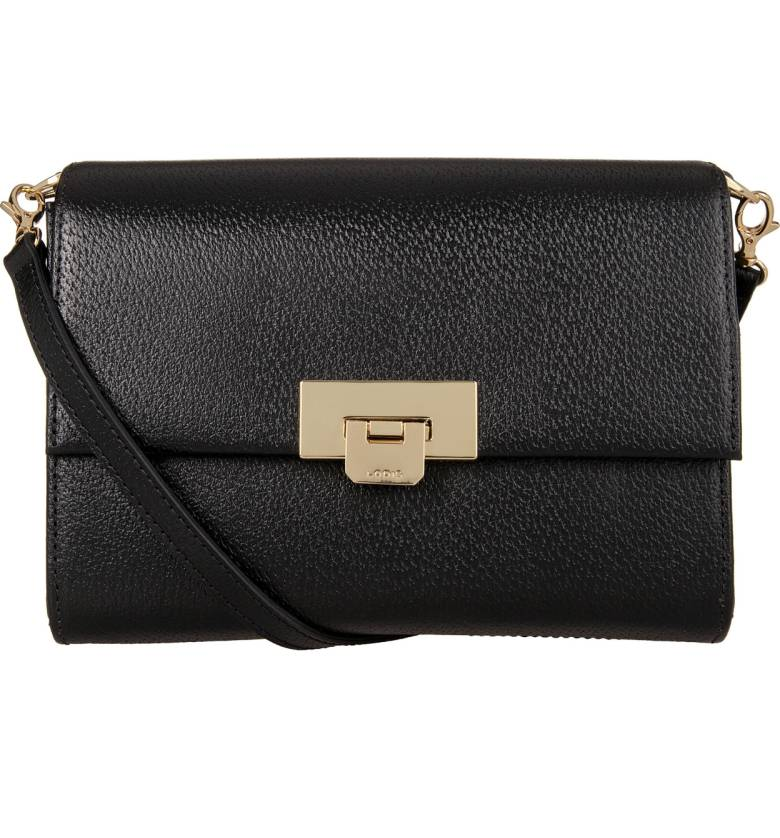Stephanie Under Lock & Key - Small Eden Leather Crossbody Bag | Hermosaz