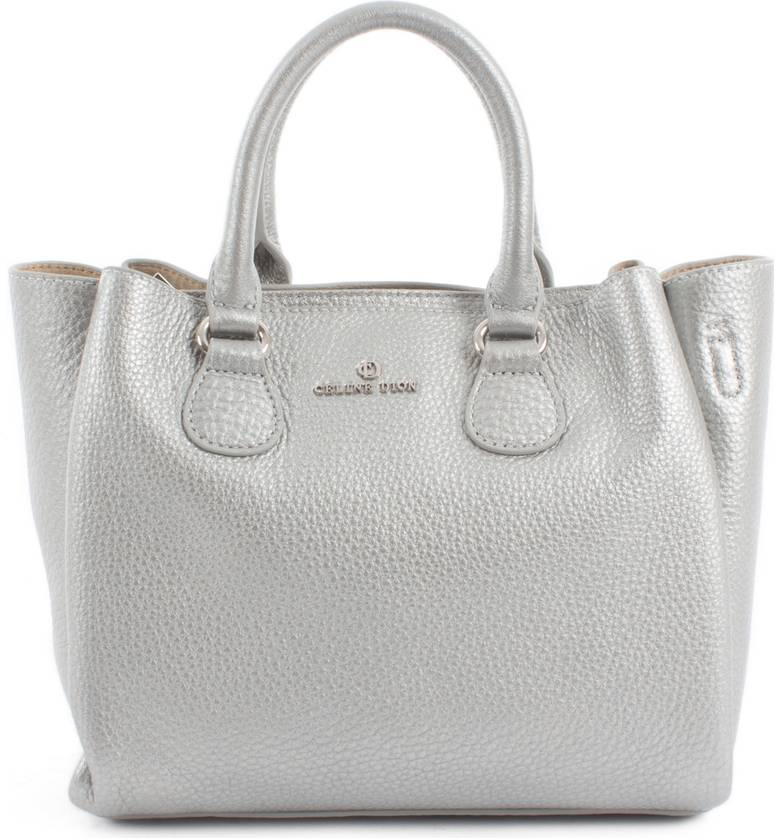 Céline Dion Small Adagio Leather Satchel | Hermosaz