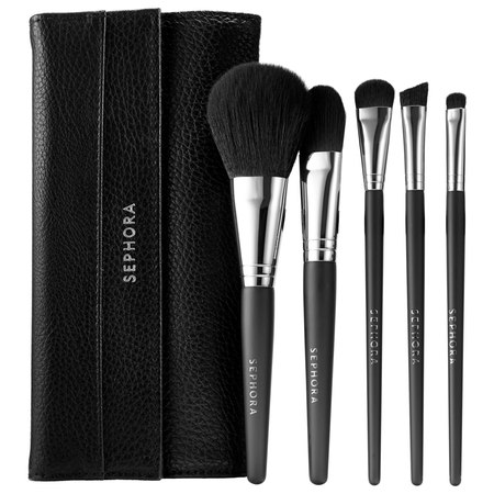 Sephora Collection Face the Day: Full Face Brush Set | Hermosaz