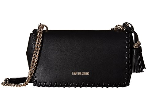 Love Moschino Tassel Rectangle Bag | Hermosaz