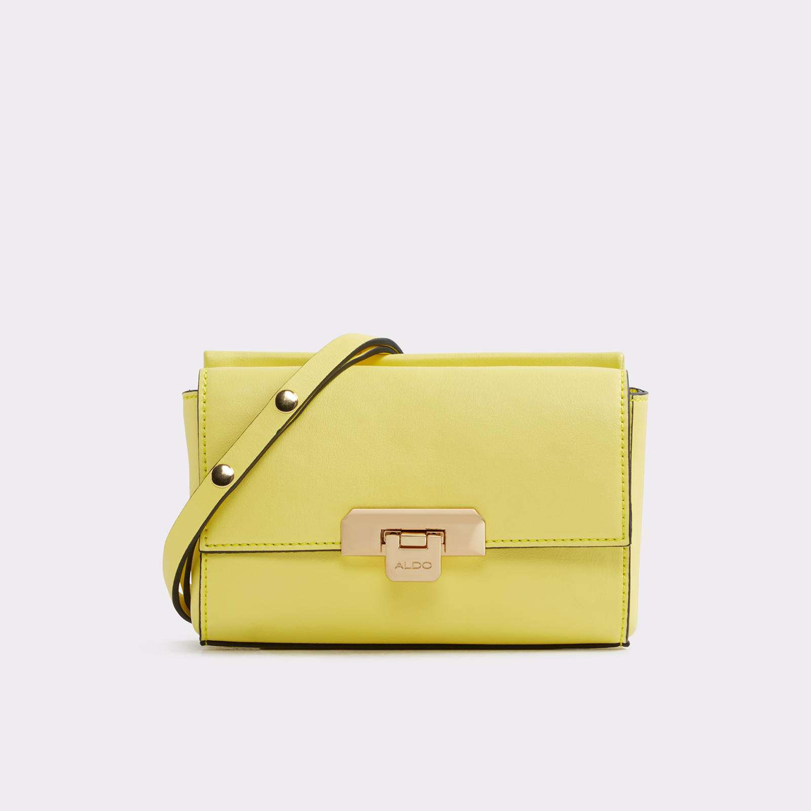 Aldo Livelong Yellow Women's Handbag | Hermosaz