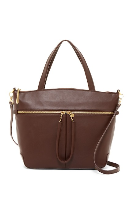 Hobo Perfect Union Tote Leather Satchel | Hermosaz