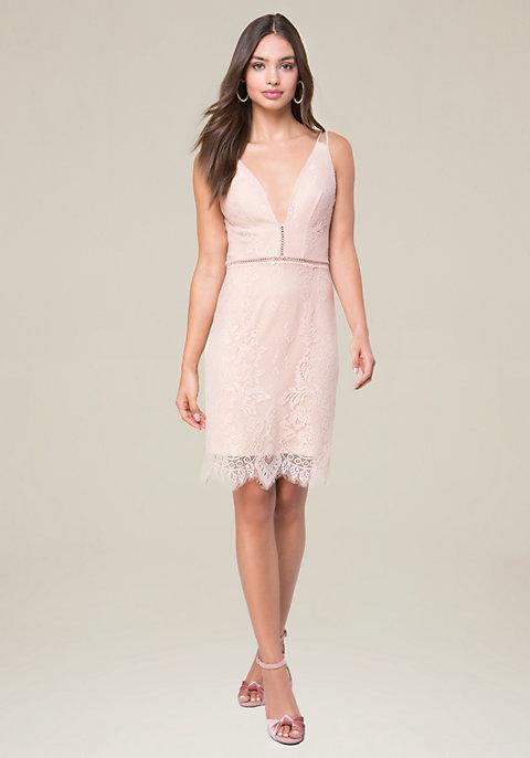 Bebe PHOEBE DRESS | Hermosaz