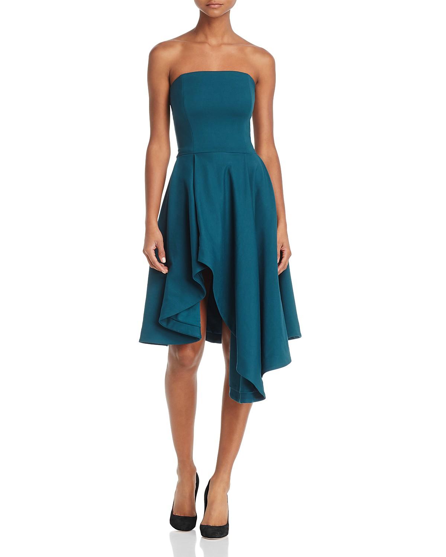 Elliatt Origin Strapless Dress  | Hermosaz