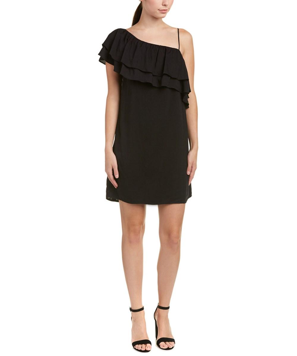 SPLENDID Splendid One-Shoulder Shift Dress | Hermosaz