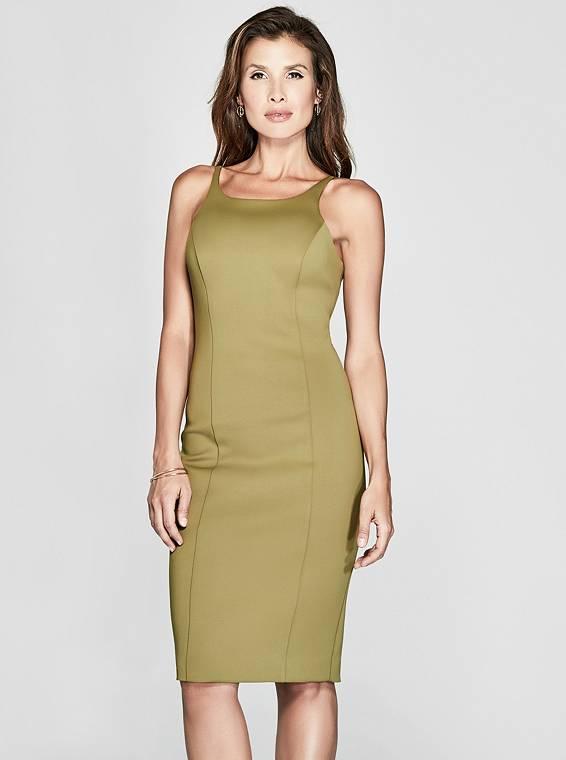 Guess GLENNA SCUBA DRESS | Hermosaz