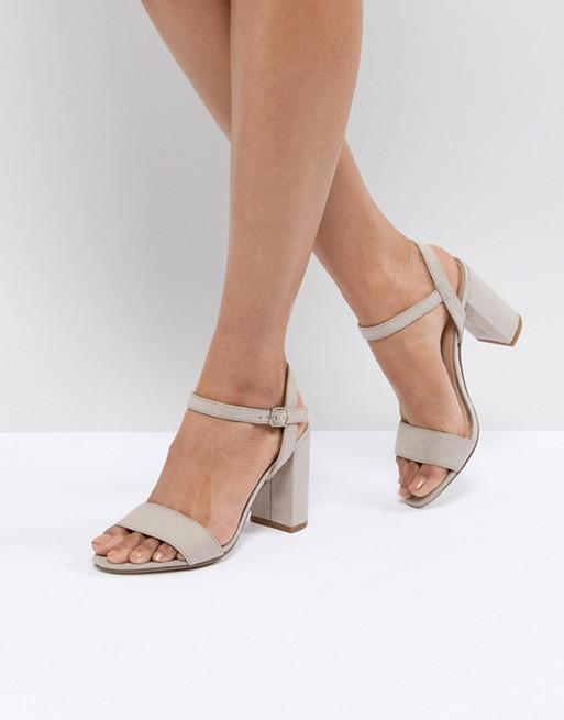 New Look Block Heel Sandal | Hermosaz