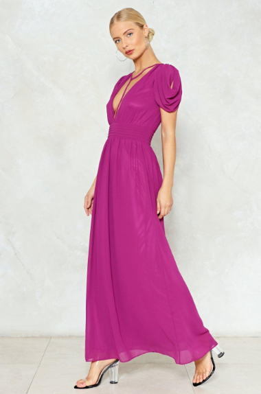 Harness Your Talents Maxi Dress | Hermosaz