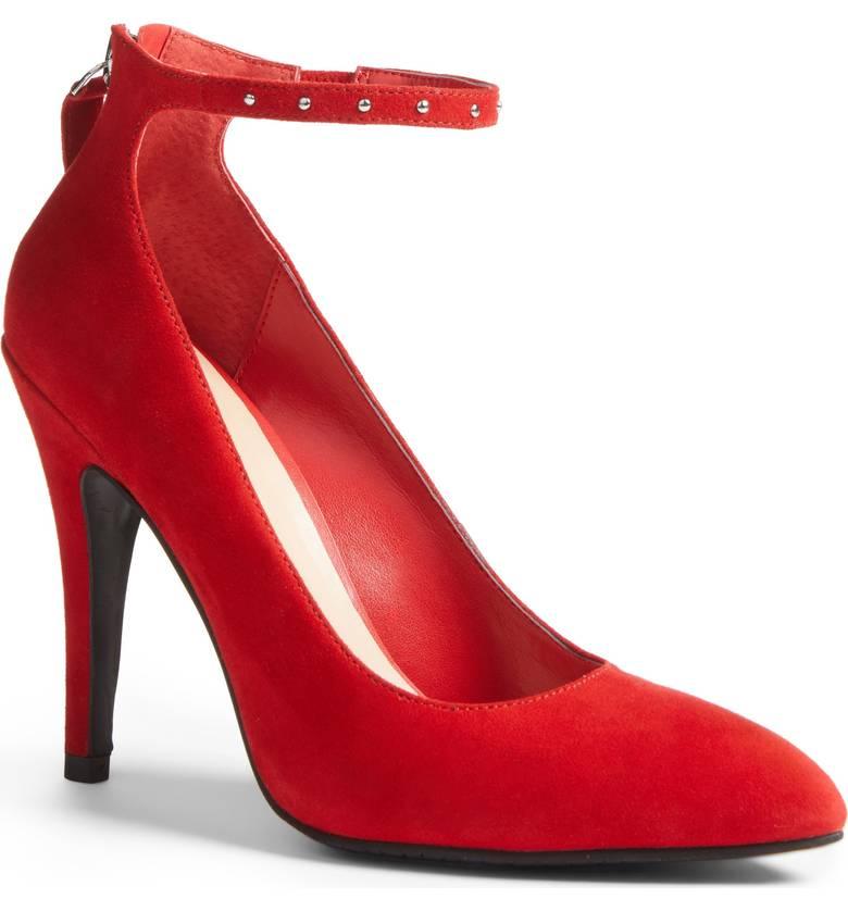 Janel Ankle Strap Pump | Hermosaz