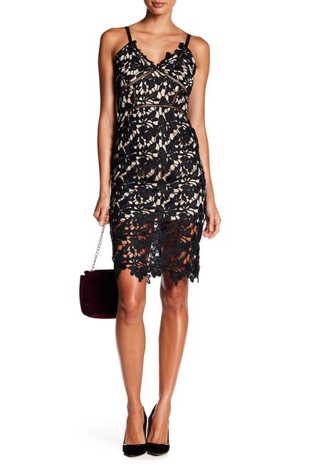 Chemical Lace Slip Dress | Hermosaz