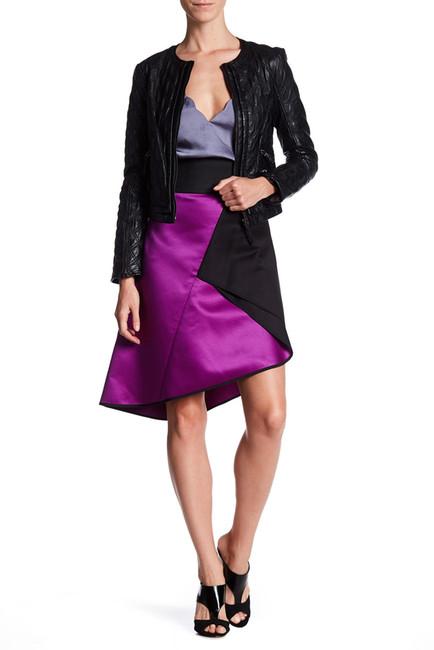 Milly Peau de Soie Bonded Skirt | Hermosaz